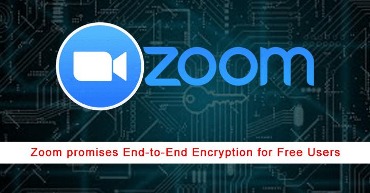 Zoom Encryption