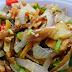 Resepi Kerabu Ikan Bilis Ala Thai Yang Sedap