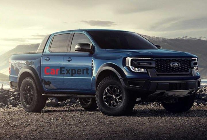 Ford Ranger Raptor với động cơ V6 sắp có mặt ở Mỹ