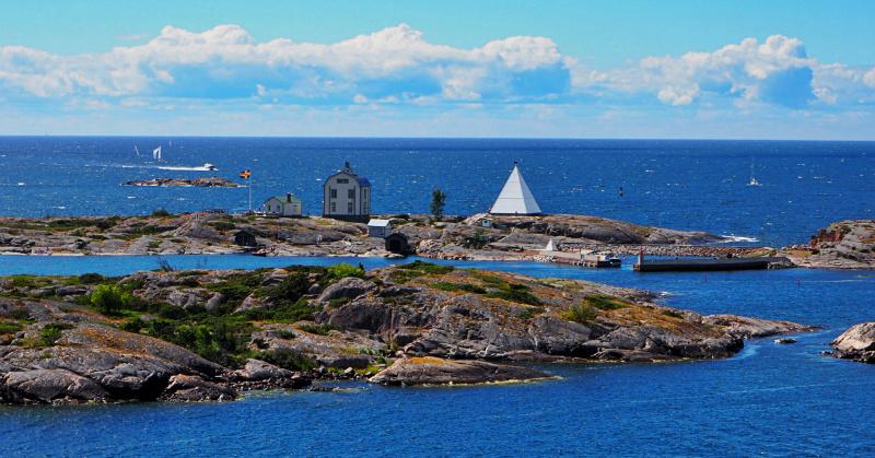 isole Aland Finlandia