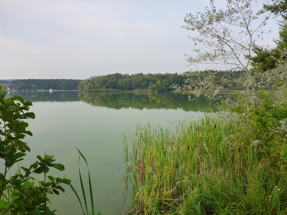 Озеро, фото