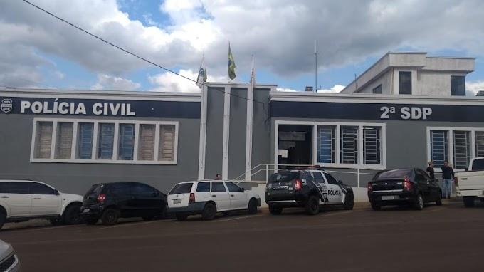 Preso foge da carceragem da 2ª SDP em Laranjeiras do Sul
