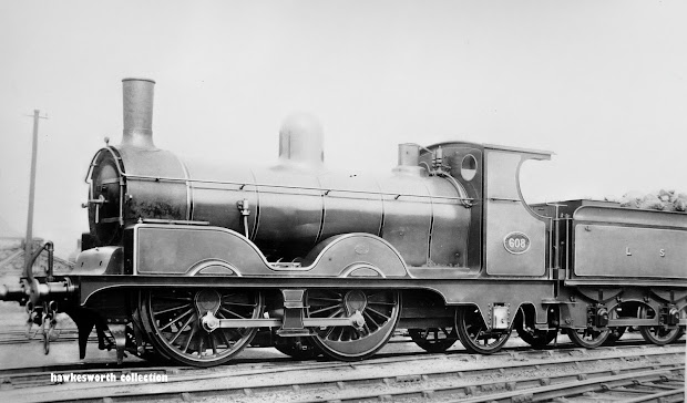 Steam Locomotives - 1920s 266-300 Eastleigh Engines