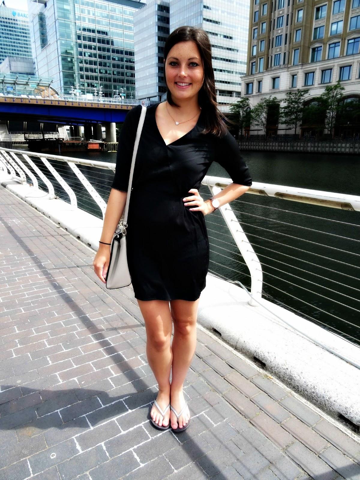 Summer LBD in London