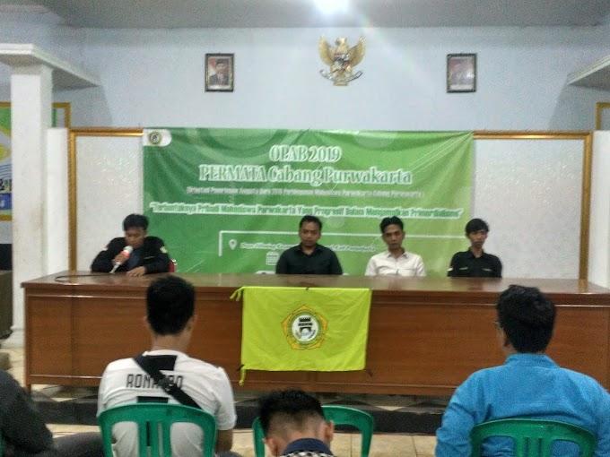 Pembukaan OPAB PERMATA Cabang Purwakarta, Kang Dadang : PERMATA Besar Oleh Kadernya