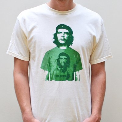2d40156bf4d People that wear Che Guevara t-shirts are huge tools
