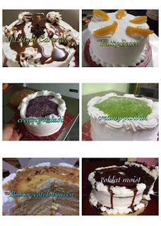 Daily Tast, Kedai Kek RM10 murah Kelantan, membuat kek, kek
