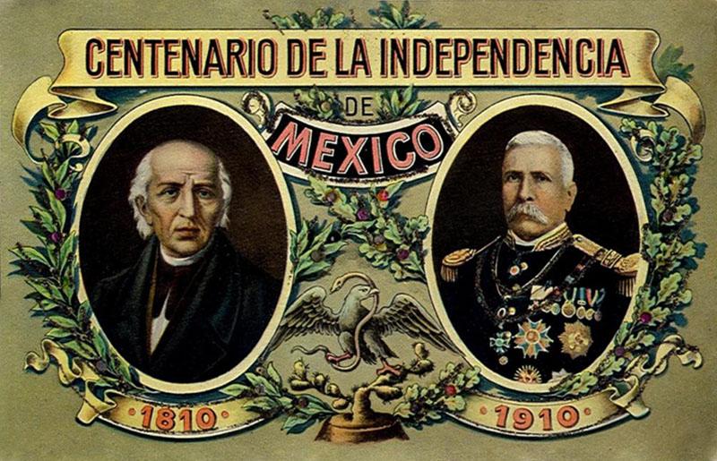 Cartel del Centenario de la Independencia de México