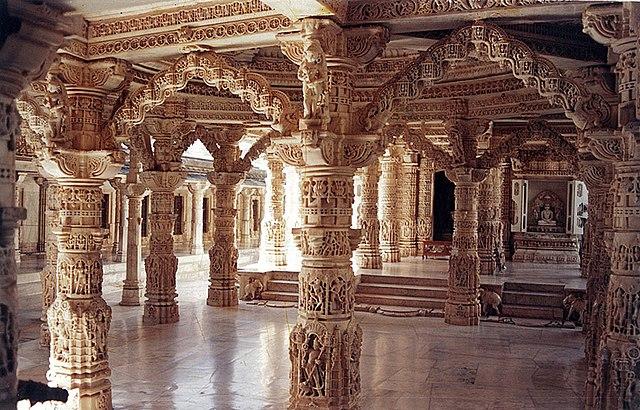 Jain Dilwara Temple Rajasthan