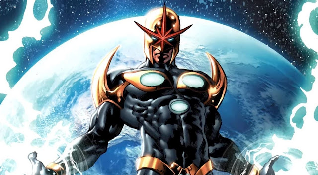 Richard Rider (Nova Corps), Penjaga Perdamaian Luar Angkasa dari Marvel Comics