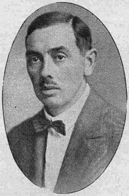 Стрелок Харри Блау (нем. Harald Carl Adolf Blau, лат. Haralds Kārlis Ādolfs Blaus), завоевавший бронзовую медаль в составе сборной Российской империи