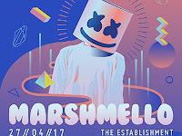 Marshmello Concert at SCBD Jakarta
