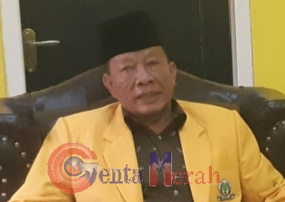 Diisukan Terpapar Covid 19, Ketua DPD Golkar Lampura : Oknum Itu Sudah Minta Maaf