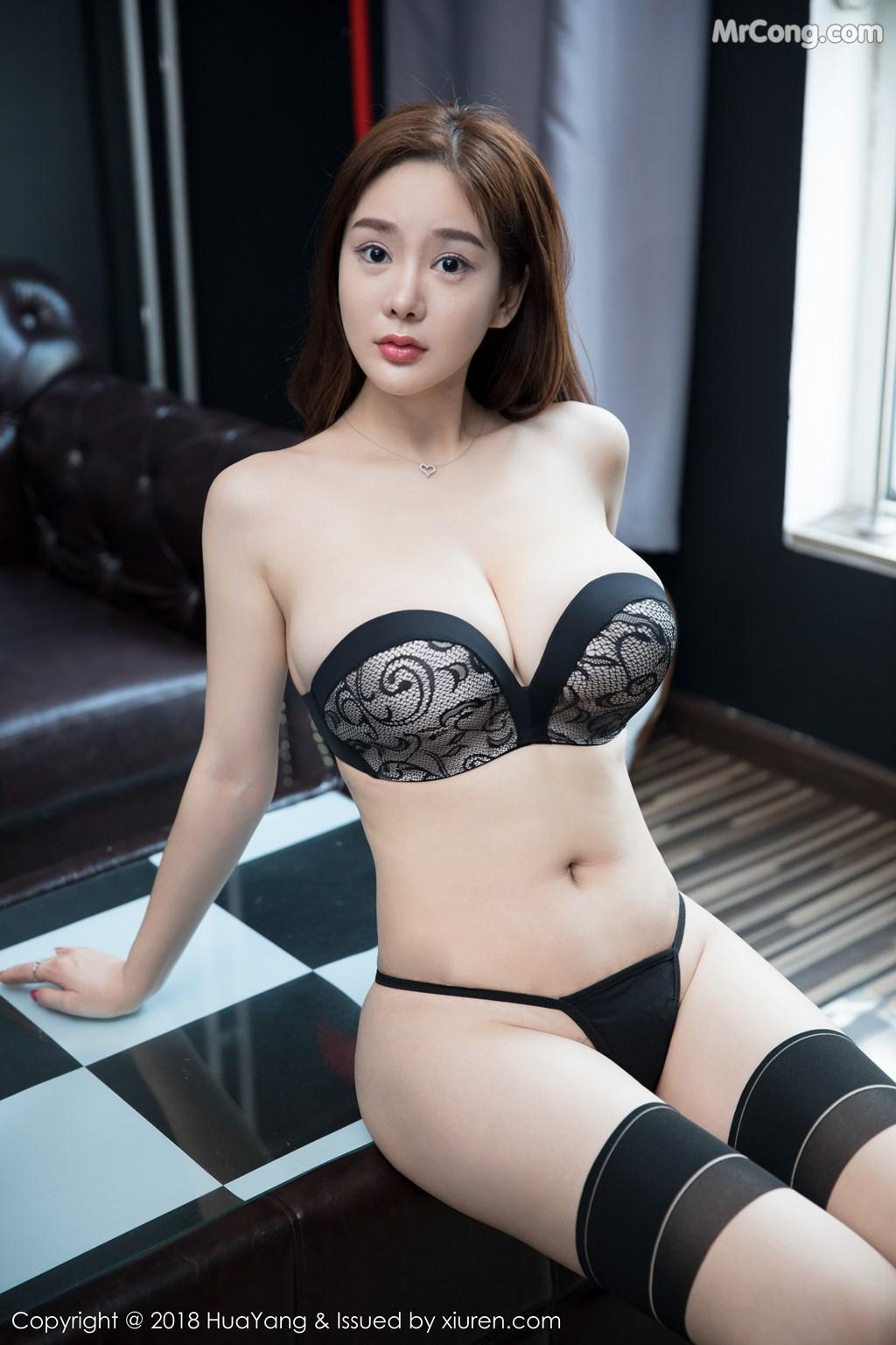 Image HuaYang-2018-08-09-Vol.068-Silvia-MrCong.com-038 in post HuaYang 2018-08-09 Vol.068: Người mẫu 易阳Silvia (41 ảnh)