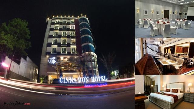 Cinnamon Hotel Boutique Syariah di Bandung
