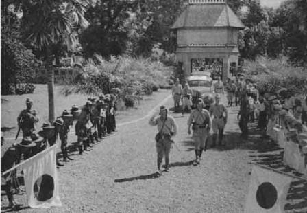 Kedatangan Jepang di Indonesia