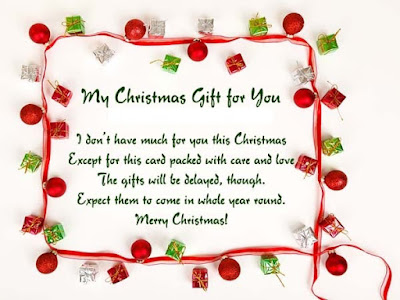wish you a merry christmas letter