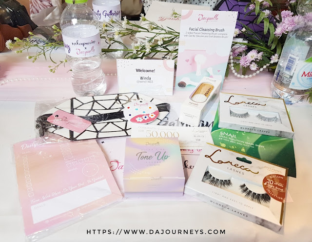 [Event Report] Jacquelle x Makeupuccino with Bandung Beauty Blogger