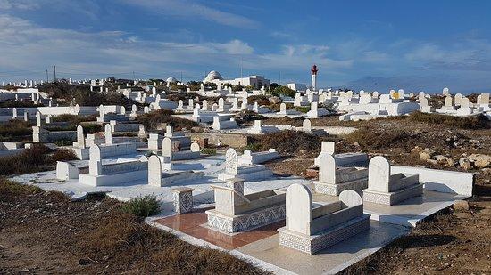 Mahdia Marin Cemetery