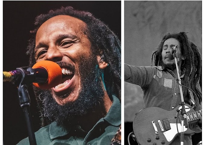 Ziggy Marley reveals Bob Marley allowed him to smoke weed from the age of 9 but feels it was a mistake