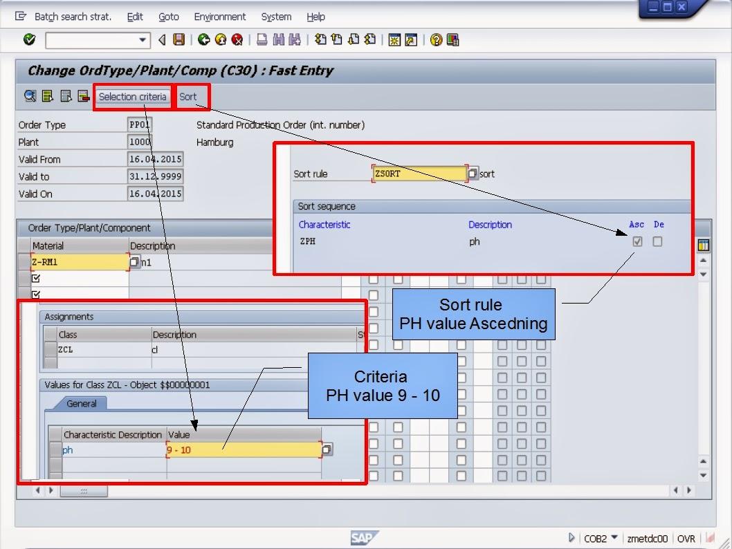 青蛙SAP分享 Learning & Examination: Batch Determination in a