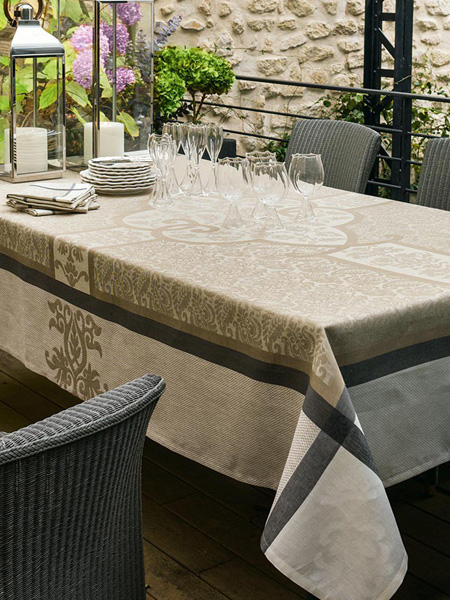 MANTEL SIENA COLLECTION LE JACQUARD FRANCAIS