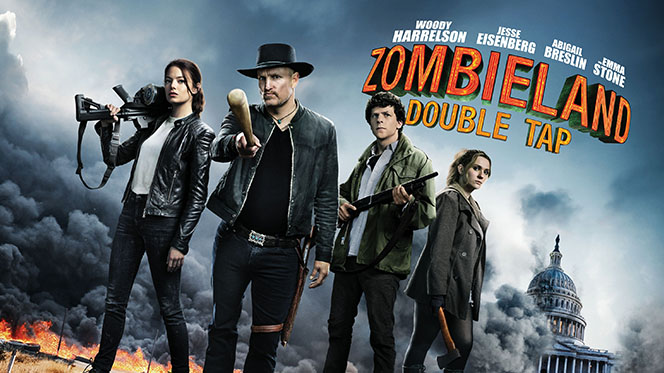 Zombieland: Mata y Remata (2019) BDRip Full HD 1080p Latino-Castellano-Ingles