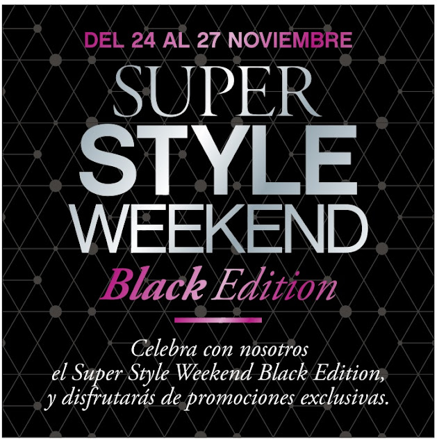 Super Style Weekend Black Edition