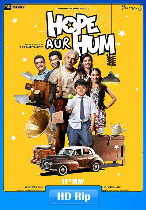Hope Aur Hum 2018 Hindi 720p WebRip x264 | 480p 300MB | 100MB HEVC
