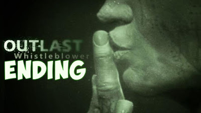 Outlast Whistleblower Ending Game for PC