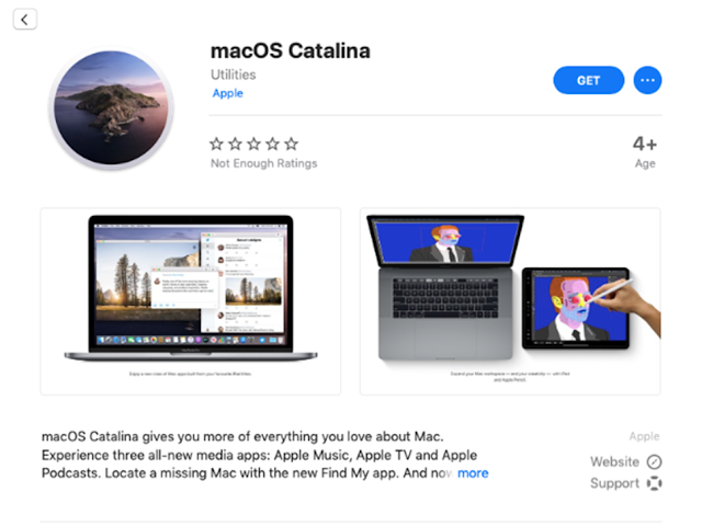 Outdated Mac Operating System