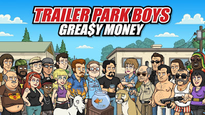 Trailer Park Boys Greasy Money (MOD, Unlimited hash coin) APK Download