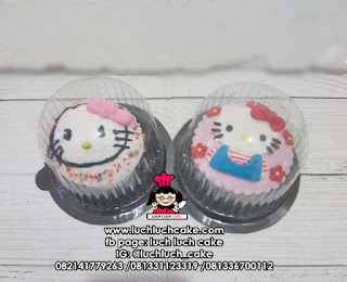 Cupcake Hello Kitty Isi 2