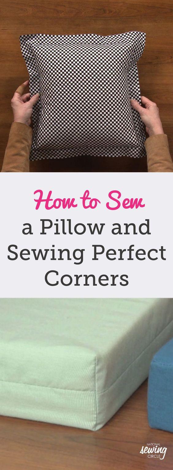 Cucire Cuscino Senza Cerniera lo dico, lo faccio - blog di cucito creativo: come cucire