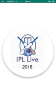 Live IPL 2018 Pro - screenshot 1
