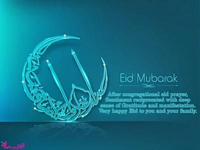 Eid Mubarak Advance Whatsapp Images
