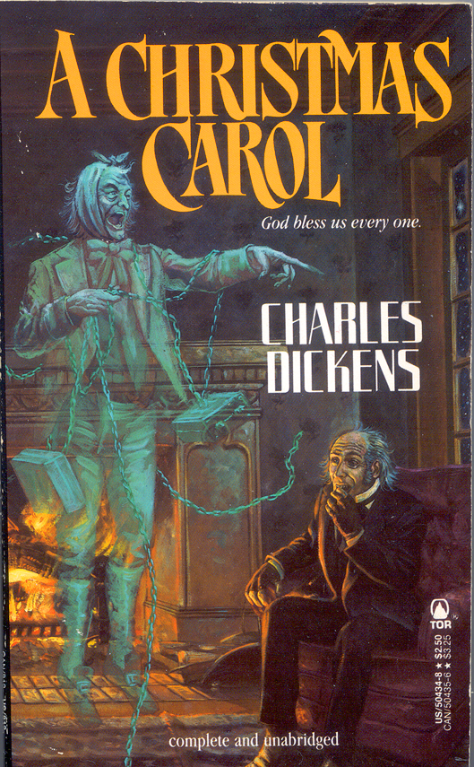 Sid is Alive: Biblioholic's Bookshelf: A Christmas Carol ...