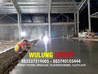 Jasa Trowel lantai cor beton tukang trowel beton FloorHardener NGECOR lantai Epoxy coating