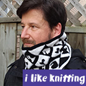 Neckmate Cowl, from I Like Knitting magazine
