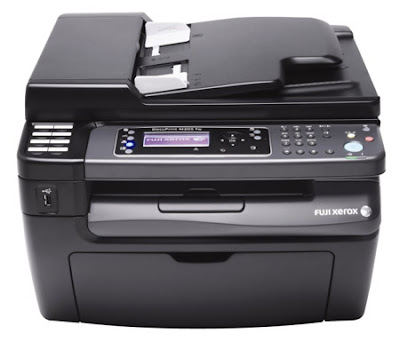 Merek scanner terbaik Fuji Xerox Docuprint - M205F