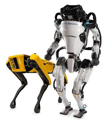 Boston Dynamics' robots
