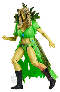 Mattel WWE Zombies Action Figures Series 3 Charlotte Flair 01