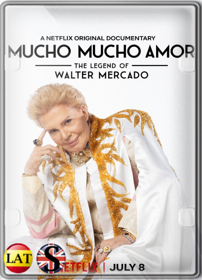 Mucho Mucho Amor: La Leyenda de Walter Mercado (2020) WEB-DL 1080P LATINO/INGLES
