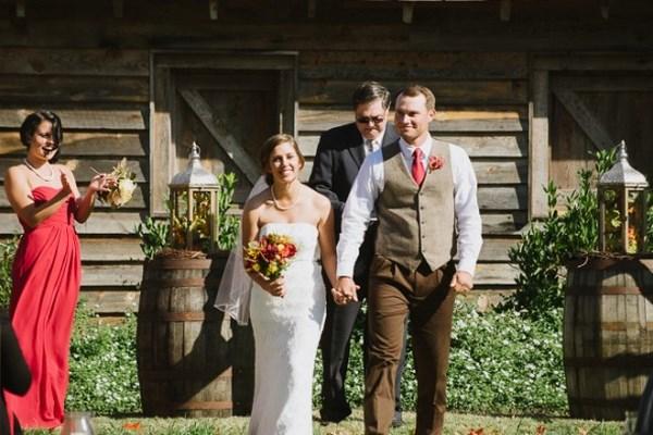 bodas en otoño