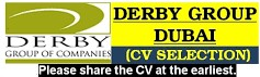 Derby Group Hire Collections & Recovery Legal Officer For Dubai, U.A.E Location   Apply Online