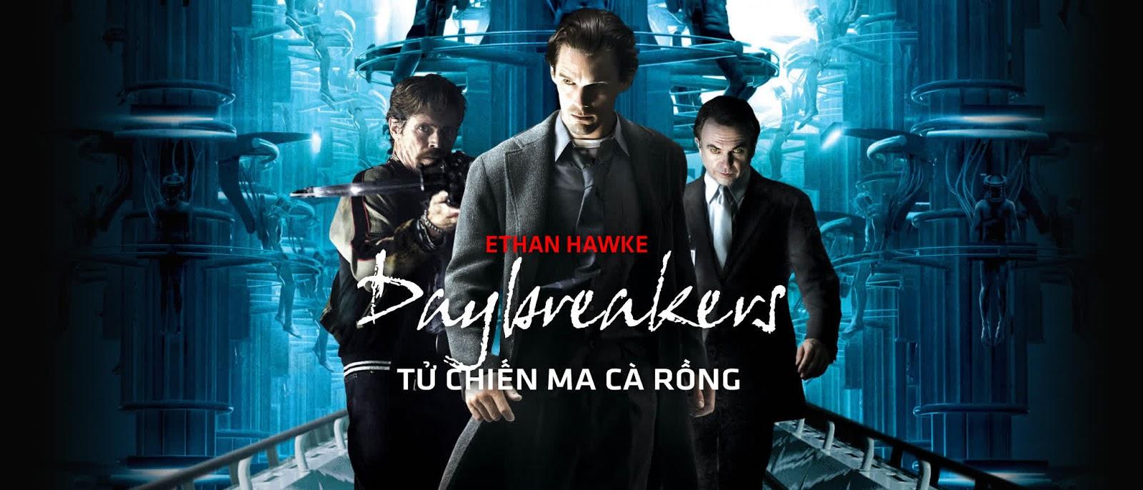 Tử chiến ma cà rồng - Daybreakers (2010)