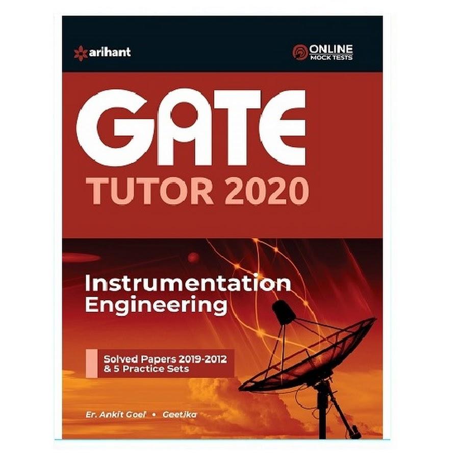 Arihant GATE TUTOR 2020 - Instrumentation Engineering