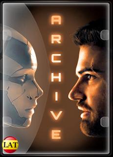 Archive (2020) DVDRIP LATINO