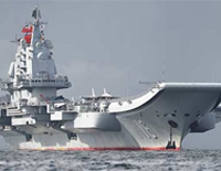 China Building 3rd Bigger Mightier Aircraft Carrier