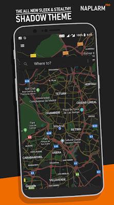 Télécharger Naplarm - Location Alarm Full